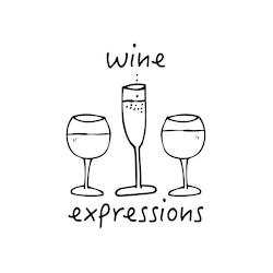 WINE EXPRESSIONS: A simple one page sommelier website by ONEPAGEWEBSITE.PRO